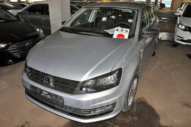 Volkswagen Polo, 2018 год, 856 100 руб.