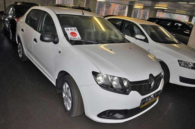Renault Logan, 2018 год, 576 090 руб.