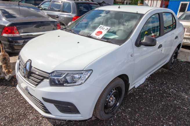 Renault Logan, 2018 год, 694 980 руб.