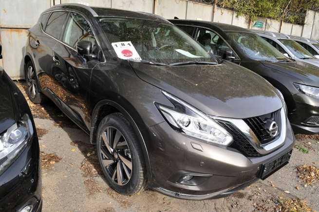 Nissan Murano, 2018 год, 3 070 000 руб.
