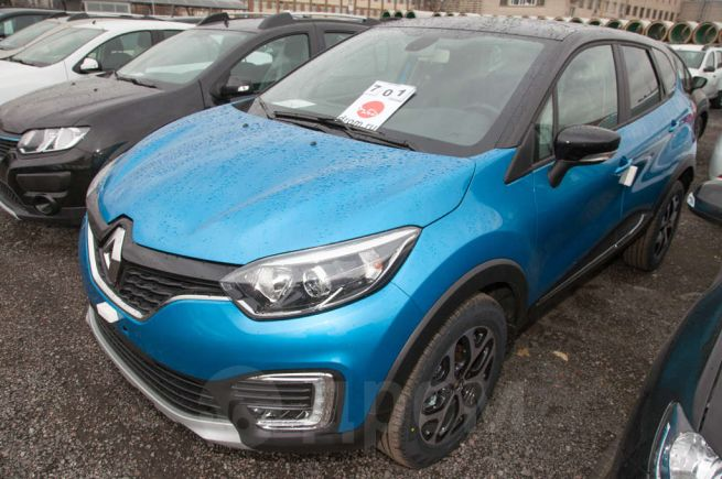 Renault Kaptur, 2018 год, 1 146 000 руб.