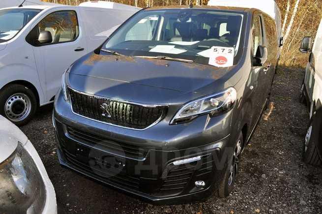 Peugeot Traveller, 2019 год, 2 940 000 руб.
