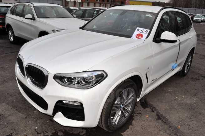 BMW X3, 2018 год, 3 600 000 руб.