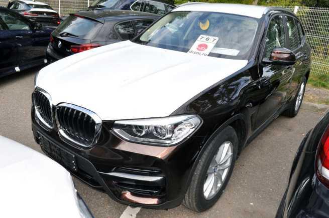 BMW X3, 2018 год, 2 757 764 руб.