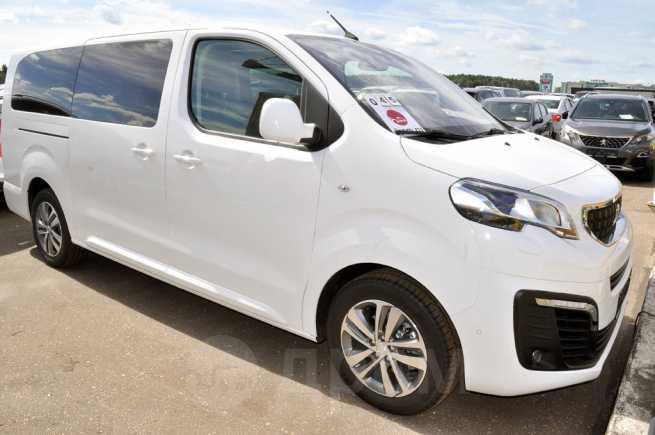 Peugeot Traveller, 2018 год, 2 799 900 руб.