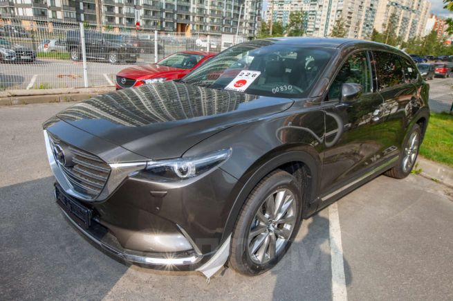 Mazda CX-9, 2018 год, 3 010 000 руб.