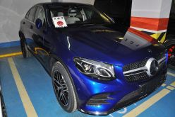 Москва GLC Coupe 2018