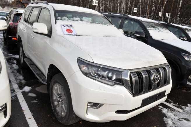 Toyota Land Cruiser Prado, 2018 год, 3 496 000 руб.