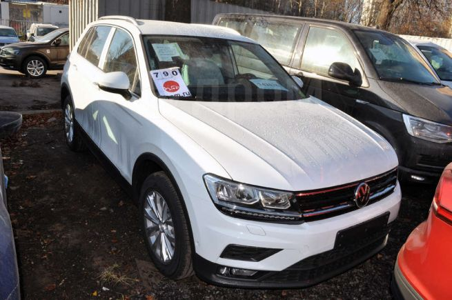 Volkswagen Tiguan, 2018 год, 1 913 000 руб.