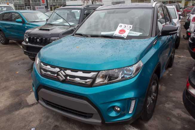 Suzuki Vitara, 2018 год, 1 615 950 руб.