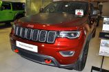 Jeep Grand Cherokee. ТЕМНО-КРАСНЫЙ (DEEP CHERRY RED)