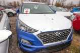 Hyundai Tucson. ГОЛУБОЙ_ASH BLUE (V3U)
