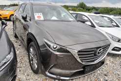 Москва Mazda CX-9 2018