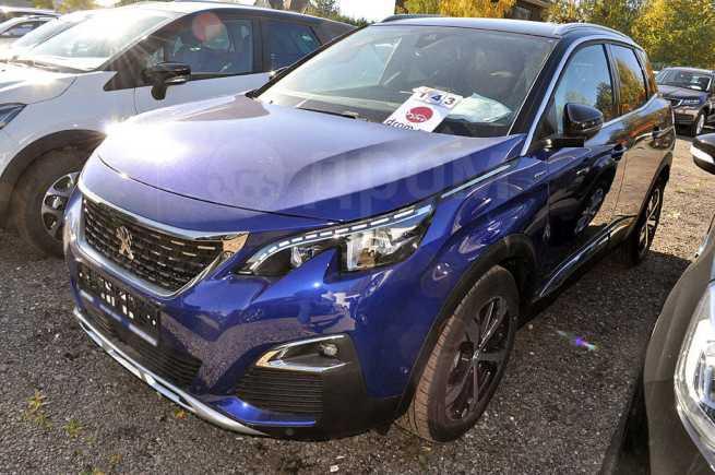 Peugeot 3008, 2018 год, 1 774 630 руб.