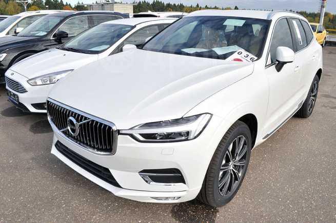 Volvo XC60, 2018 год, 3 823 100 руб.