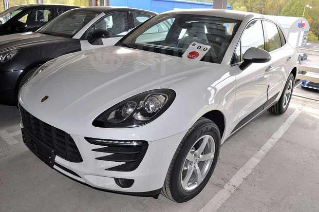 Porsche Macan, 2018 год, 3 620 840 руб.