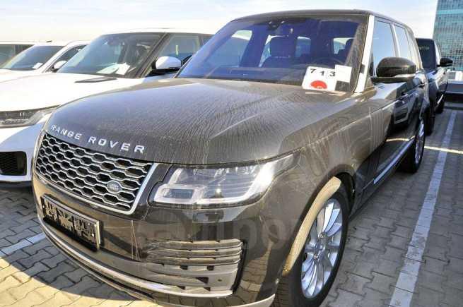 Land Rover Range Rover, 2018 год, 7 945 000 руб.