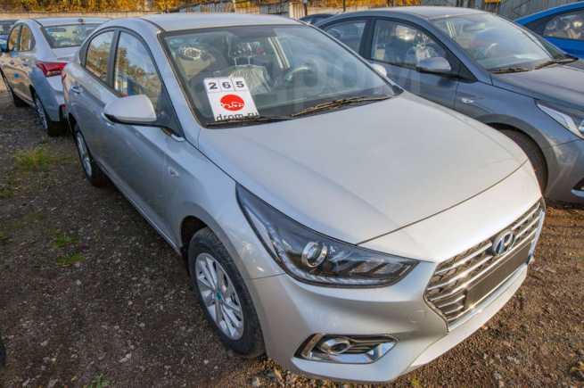 Hyundai Solaris, 2018 год, 939 900 руб.