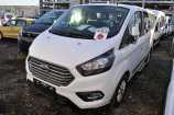 Ford Tourneo Custom. БЕЛЫЙ НЕМЕТАЛЛИК (FROZEN WHITE)