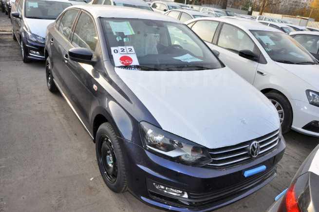 Volkswagen Polo, 2018 год, 837 372 руб.