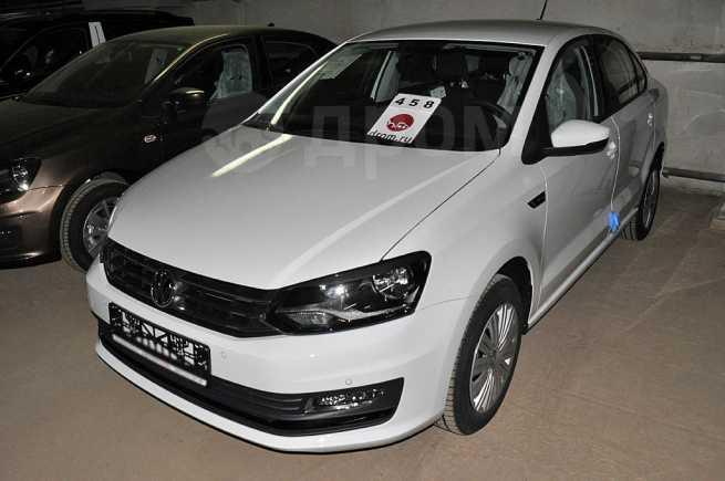 Volkswagen Polo, 2018 год, 817 890 руб.