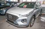 Hyundai Santa Fe. TYPHOON SILVER (T2X)