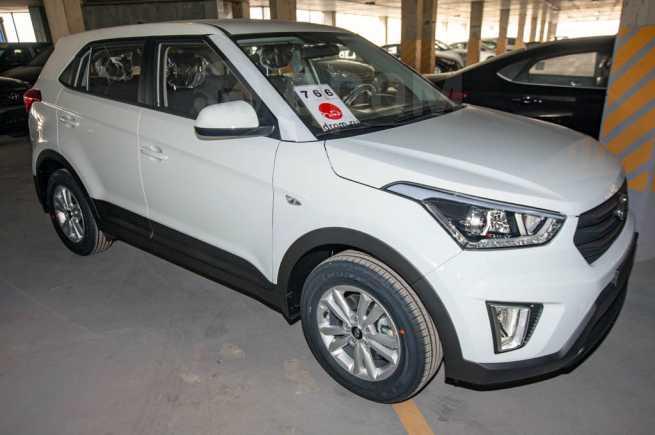 Hyundai Creta, 2018 год, 1 165 000 руб.