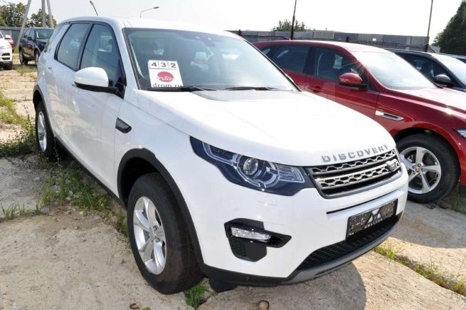 Land Rover Discovery Sport, 2018 год, 2 964 400 руб.