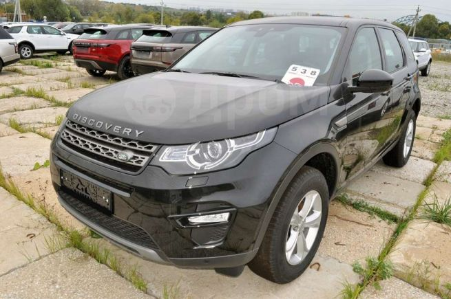 Land Rover Discovery Sport, 2018 год, 2 877 200 руб.