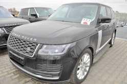 Нижний Новгород Range Rover 2018
