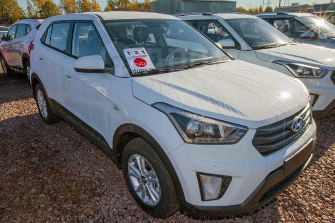 Hyundai Creta, 2018 год, 1 247 700 руб.