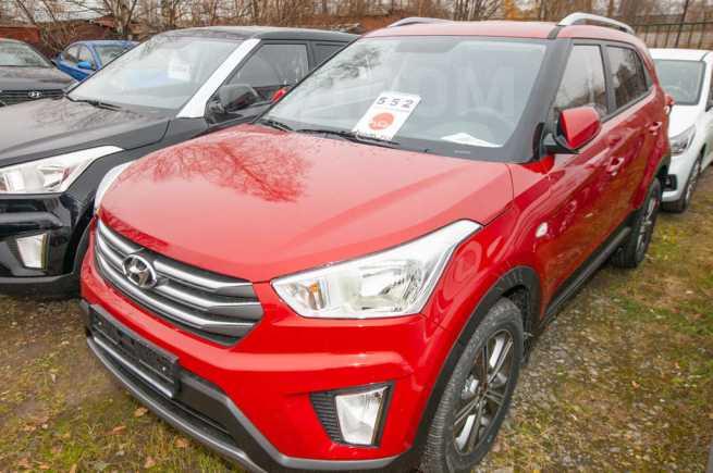 Hyundai Creta, 2018 год, 1 392 916 руб.
