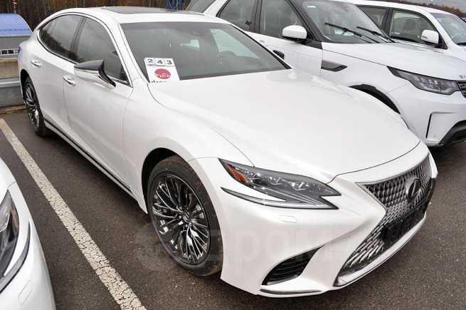 Lexus LS500, 2018 год, 7 720 000 руб.