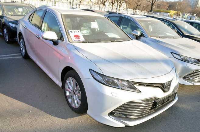 Toyota Camry, 2018 год, 1 924 000 руб.