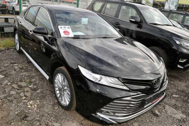 Toyota Camry, 2018 год, 2 025 000 руб.