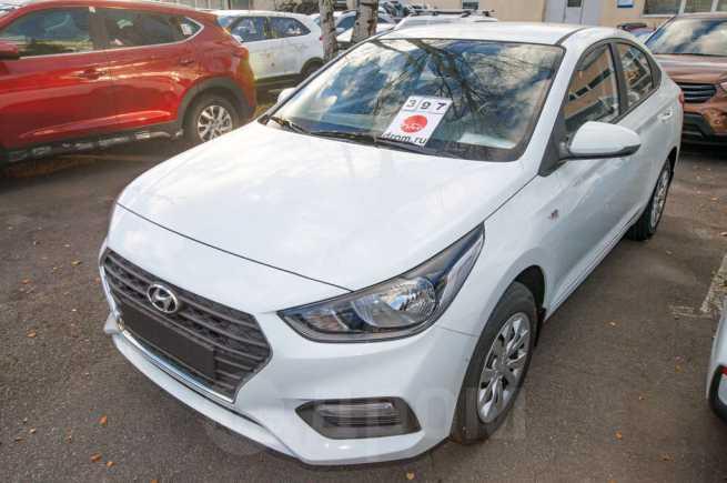 Hyundai Solaris, 2018 год, 822 384 руб.