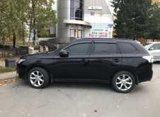Ханты-Мансийск Outlander 2012