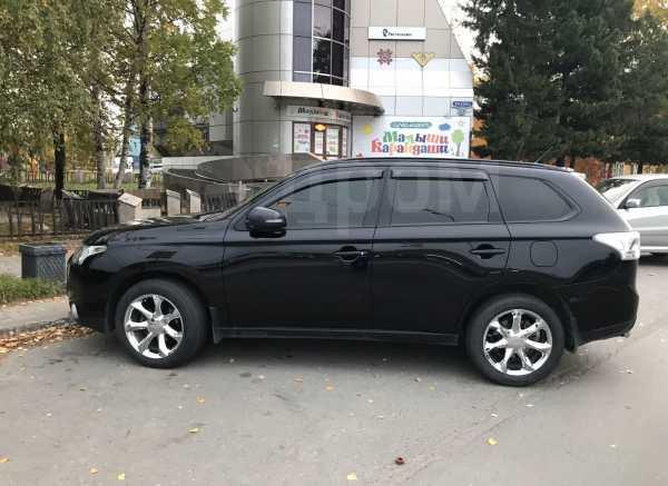 Mitsubishi Outlander, 2012 год, 1 260 000 руб.