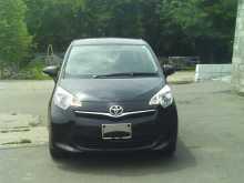 Спасск-Дальний Toyota Ractis 2014
