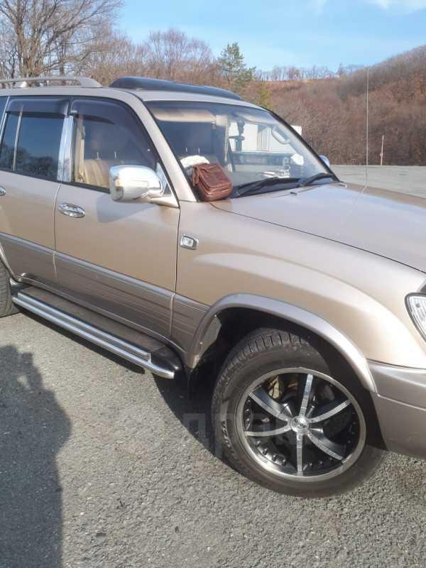 Toyota Land Cruiser Cygnus, 1999 год, 1 175 000 руб.