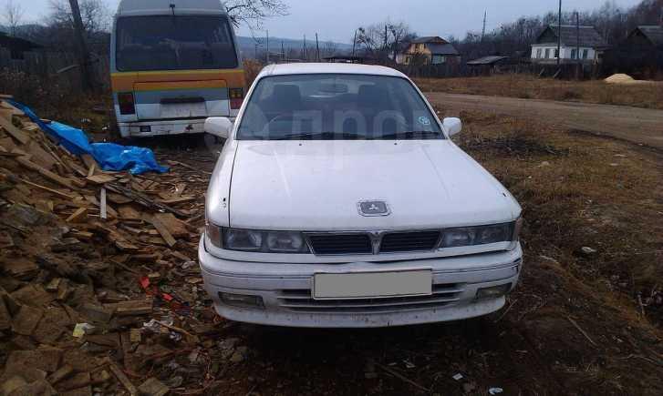 Mitsubishi Galant, 1989 год, 20 000 руб.