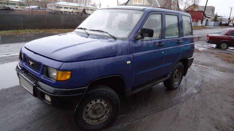 УАЗ Симбир, 2001 год, 130 000 руб.
