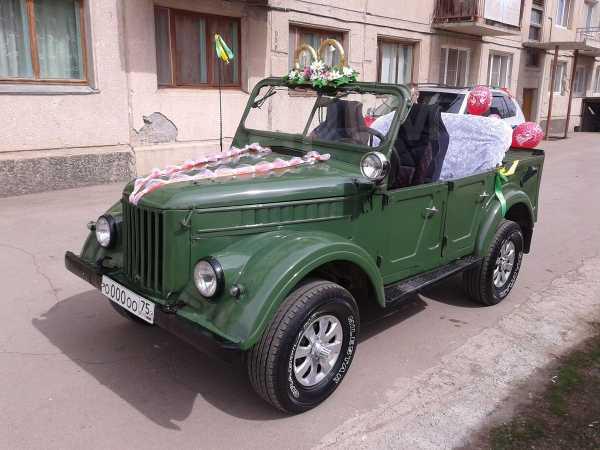 ГАЗ 69, 1969 год, 145 000 руб.