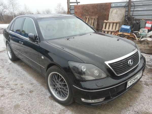 Lexus LS430, 2004 год, 680 000 руб.