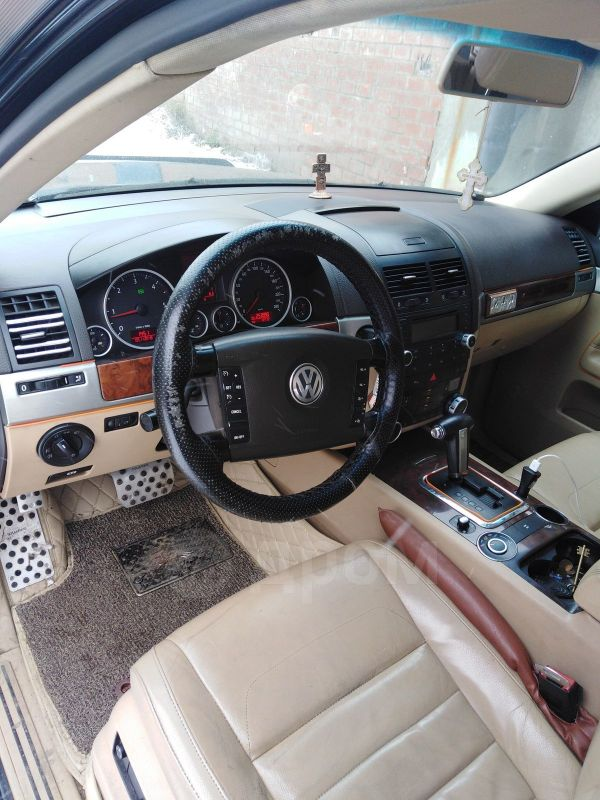 Volkswagen Touareg, 2008 год, 699 000 руб.