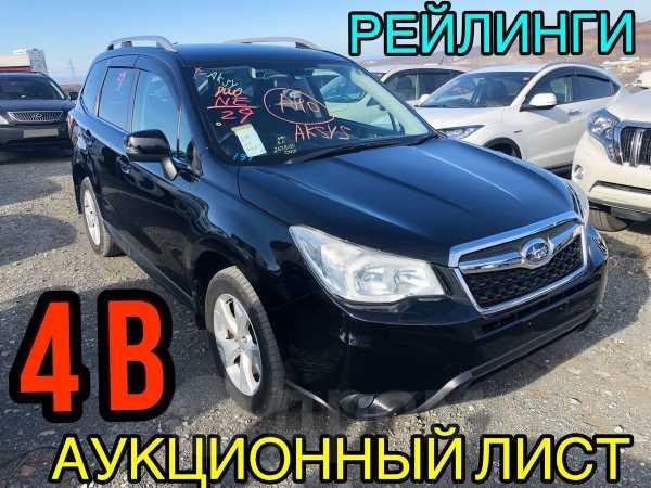Subaru Forester, 2013 год, 1 308 000 руб.