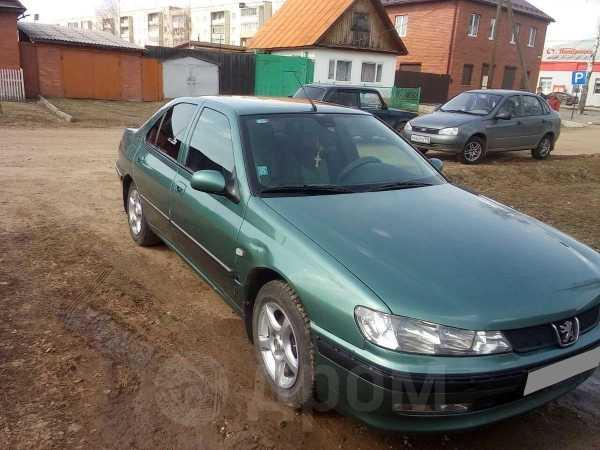 Peugeot 406, 1999 год, 120 000 руб.