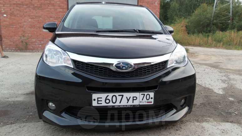 Subaru Trezia, 2011 год, 565 000 руб.