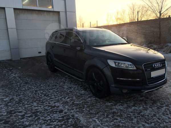 Audi Q7, 2007 год, 835 000 руб.