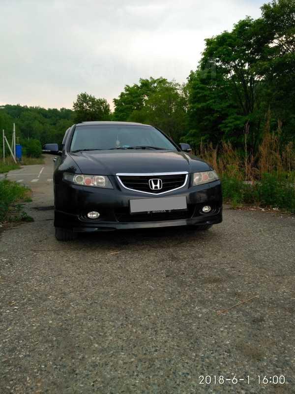 Honda Accord, 2004 год, 610 000 руб.